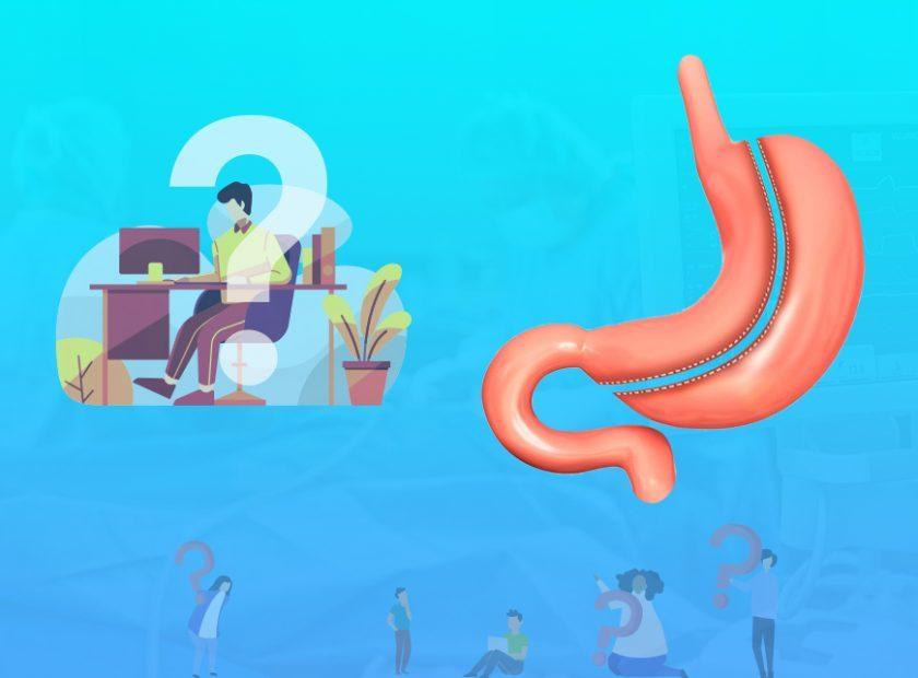 Mide Küçültme Ameliyatı Sonrası Ne Kadar Sürede İşe Dönülebilir?