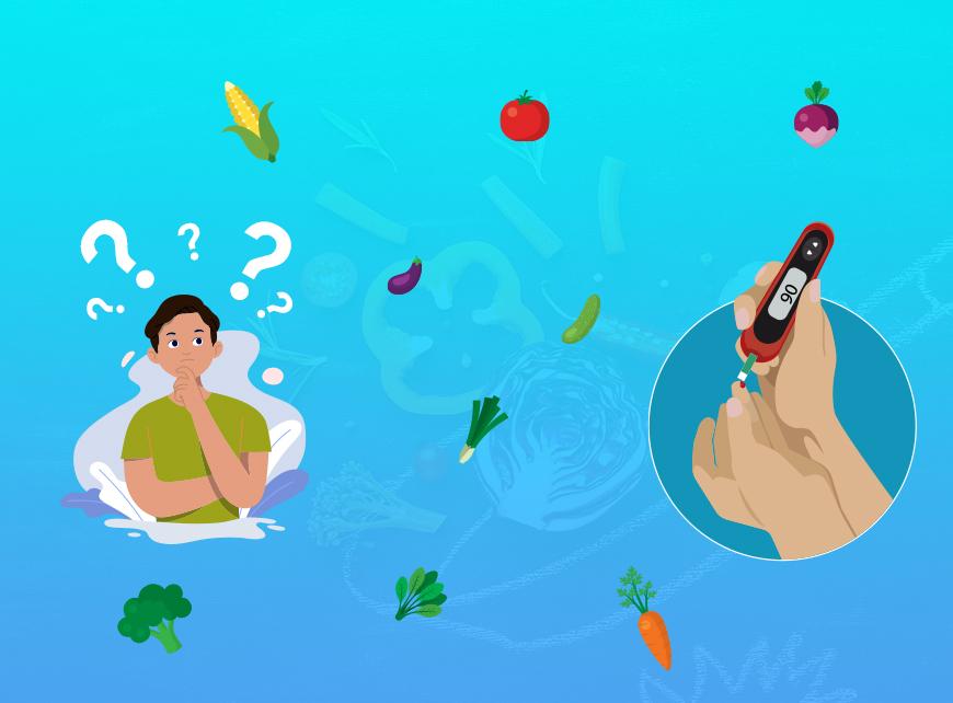 Diyabet Hastaları Hangi Meyveleri ve Sebzeleri Tüketmelidir?