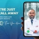 Healthcare is Only a Phone Call Away!