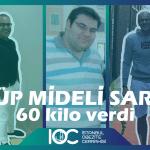 Tüp Mideli Saro'nun Obezite Ameliyatları Serüveni!