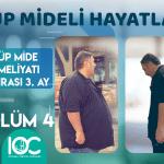 Tüp Mideli Hayatlar - Bülent Bey'in Tüp Mide Ameliyatı Serüveni!